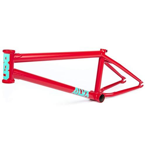 BSD ALVX AF 2020 Cadre BMX Rouge Sans 21\