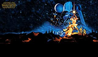 Playmat/Giant Mouse Pad: Star Wars 01, A New Hope