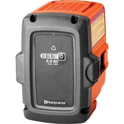 Husqvarna 40V Lithium-Ion Replacement Battery - 4Ah, fits Husqvarna 100 Series Machines, Model Number BLi20