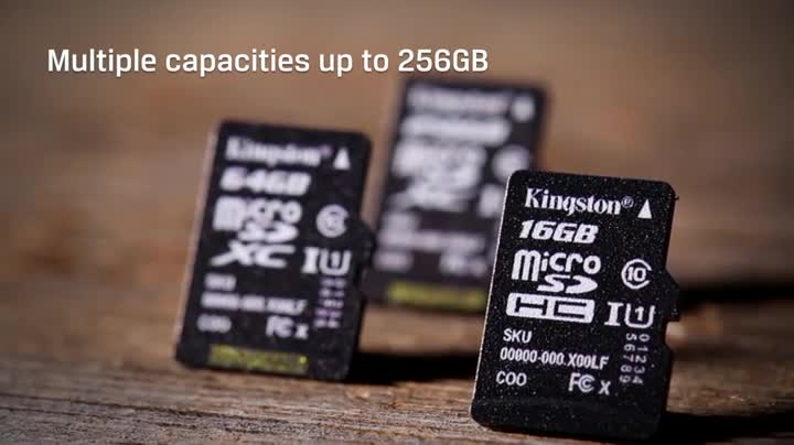 MicroSDXC Canvas Select Plus Card Verified by SanFlash. AX5s 100MBs Works with Kingston Kingston 128GB Oppo A5s