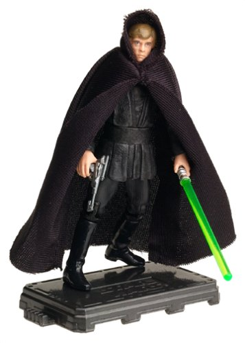 Hasbro Luke Skywalker Jabba`s Palace Return of The Jedi Figur No.04 - Star Wars Saga Collection 2002-2004