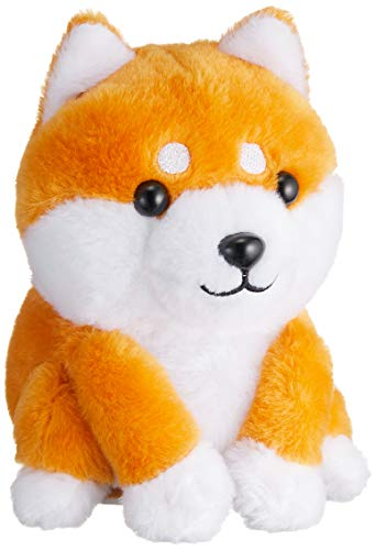 Ost Electric Talking Dog Cute Mame Shiba Toy Animal Voice Copy Repeat What You Say