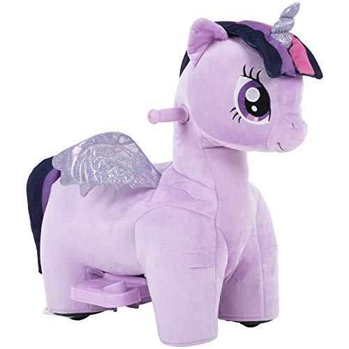 Huffy My Little Pony Twilight Sparkle Plush Quad, 6 Volt, Purple