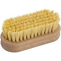 Bümag - Cepillo para uñas / lavado de manos, 90 x 44 mm, madera de haya, robusto, cerdas de fibra para muchos ámbitos de aplicación