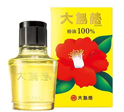 Oshima Tsubaki - Aceite de semilla de camelia, 40ml