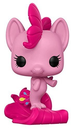 Funko- My Little Figurines Pop Vinyle: MLP Movie: Pinkie Pie Sea Pony, 21642