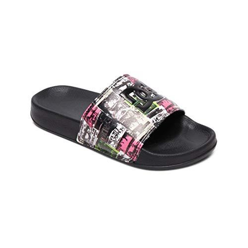 DC Shoes DC - Slides Sandals for Kids - Badeschuhe - Jungen 8-16
