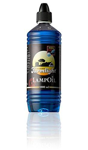 Inscrire l'huile de paraffine farmlight 6 l (bleu)