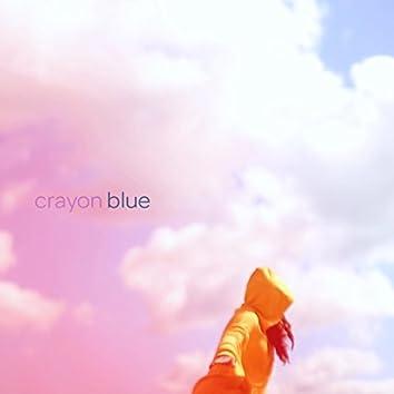 Crayon Blue