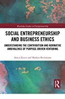 Social Entrepreneurship and Business Ethics: Understanding the Contribution and Normative Ambivalence of Purpose-driven Venturing (Routledge Studies in Entrepreneurship)