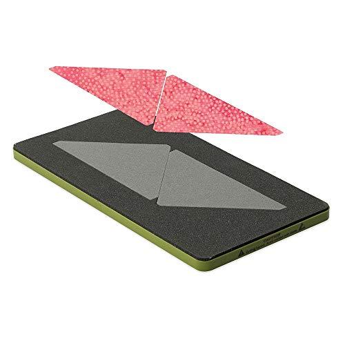 AccuQuilt GO! Fabric Cutting Dies; Quarter Square Triangle-6' Finished...