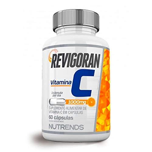 Revigoran Vitamina C 60 cápsulas, Nutrends