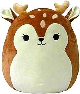 """Squishmallow Kellytoy 5"""" Mini Dawn The Fawn Plush Toy"""