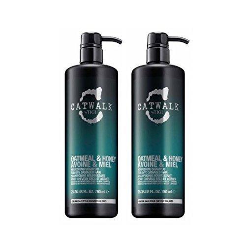 TIGI 2x Catwalk Oatmeal & Honey Shampoo 750 ml
