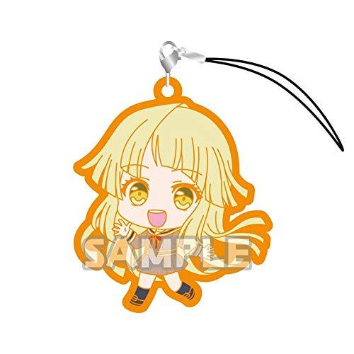 JAPAN OFFICIAL Bang Dream Schlüsselanhänger Kokoro TSURUMAKI 6 cm Hello Happy World Anime Manga #1