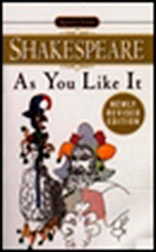 As You Like It (Signet Classics)