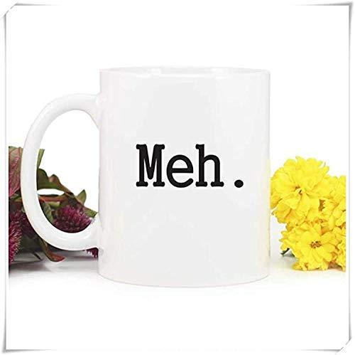 Die Orakel - Lustige Kaffeetasse, Meh Kaffeetasse, kein Morgenmensch, Geschenk für Freund, Geekery Geschenk, Tassen, Statement-Tasse, 11 Unzen Keramik Kaffeetasse / Tasse, Geschenkverpackung verfügbar