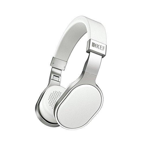 KEF M500 - HiFi-Kopfhörer, Weiß