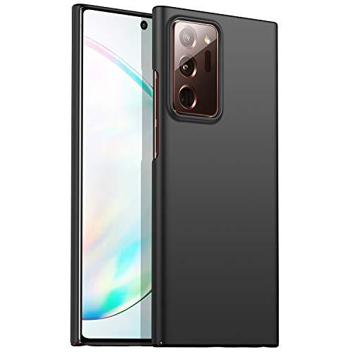 Kqimi Hülle für Samsung Galaxy Note 20 Ultra 5G, Superdünne Leichte Matte Handyhülle Einfache Stoßfeste Kratzfeste Ganzkörper Hülle kompatibel mit Samsung Galaxy Note20 Ultra (6.9