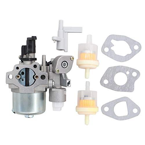 ApplianPar Carburetor Carb Fuel Filter Kit for Subaru Robin SP170 EX13 EX130 EX170 6HP Engine