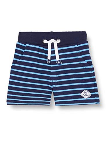 Salt & Pepper Baby-Jungen 03216126 Shorts, Blau (Navy 498), (Herstellergröße: 74)