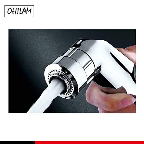 Toilette Hand Shattaf Bidet Sprayer Dusche Ducha Kopf Düse Douche Kit Fabrikverkauf Windel Arsch Reinigung Muslim Duschspray