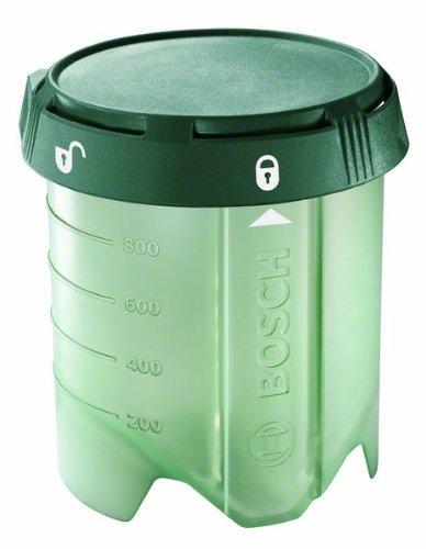 Bosch Home and Garden 1.600.A00.1GG Depósito 1000 ml para sistemas de pulverización de pintura