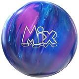 Storm Mix PRE-DRILLED Bowling Ball- Sky/Cobalt/Violet 16lbs
