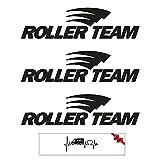 Sticker Mimo Pegatinas compatibles con Roller Team Monocolor, accesorios para caravanas, autocaravanas, autocaravanas, autocaravanas y camping.