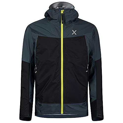 MONTURA Energy 3 Hoody Jacket MJAT72X 9047 Guscio Antivento Giacca Trekking Alpinismo M
