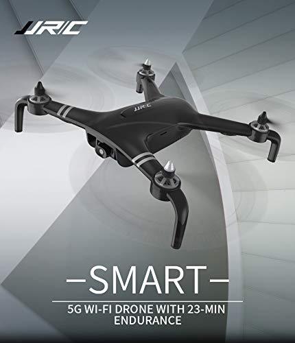 Alician Giocattolo JJRC X7 5G WiFi GPS FPV con Altitude Mode 720P Tempo Reale Max 25mins Tempo di Volo RC Drone Quadcopter RTF
