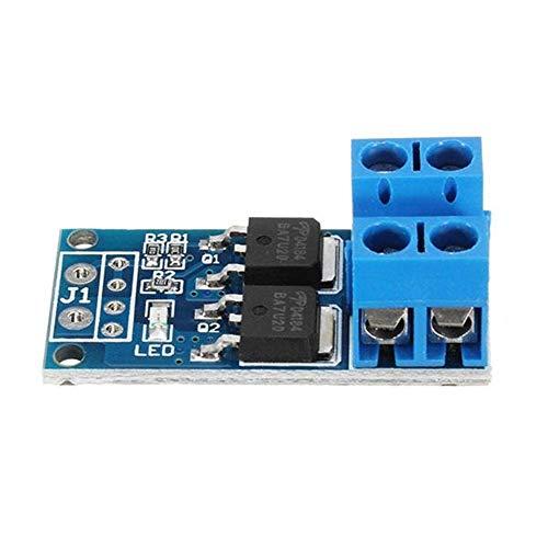 KEKEYANG Instalación automática Combinación 3 unids MOS interruptor de disparador módulo controlador FET PWM regulador de alta potencia interruptor electrónico tablero controlador