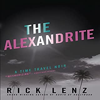 The Alexandrite audiobook cover art