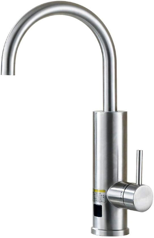 Yuanshuai88-Faucet Sofortige elektrische Heiwasserhahn schnell heizende Küchenarmatur