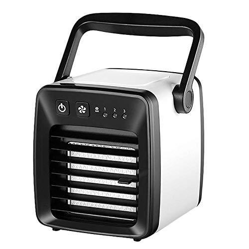 Mini USB 3 In 1 Schreibtisch Persönlicher Ventilator Luftkühler Kühlung Befeuchtung Luftreinigung USB Powered Leiser Betrieb