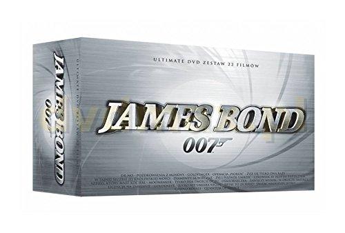 007 James Bond Ultimate [BOX] [22DVD] (Nessuna versione italiana)