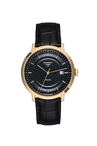 CAUNY Relojes de Pulsera para Hombres CPM004