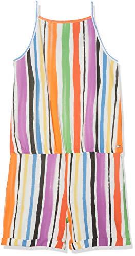 Mexx Mädchen Overall, Mehrfarbig (Multicolor Striped 318213), (Herstellergröße: 164)