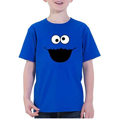 Monstruo de Las Cookies - Camiseta niño Manga Corta