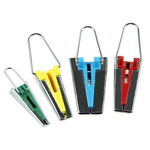 Fabric Bias Tape Maker Tool 6mm 12mm 18mm 25mm Sewing Quilting / Fabric Sewing Quilting Bias Binding Set