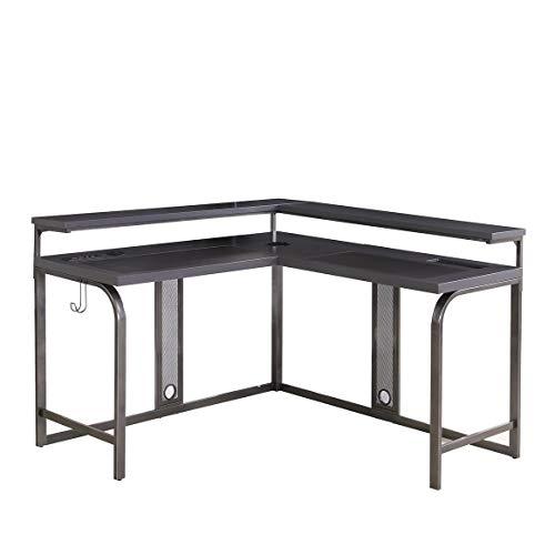 Z-Line Designs Series 1.2 Performance L Desk, Grey