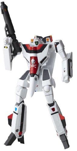 Macross Robotech Revoltech #082 Super Poseable Action Figure VF1A Valkyrie Do You Remember Love Version (japan import)