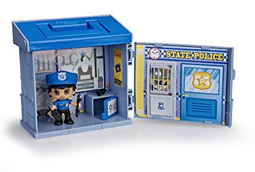 Pinypon Action- Mixópolis Box Comisaría de policía (Famosa 700015585)