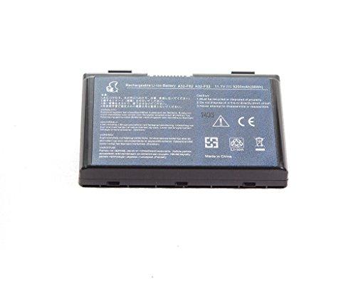 Justcell OEM Ersatzakku für Asus Notoebook Laptop Akku A32-F82 / A32-F52 für ASUS F52 / F82 / K40 / K50 / K51, 10,8v / 4800mAh Replacement Batterie
