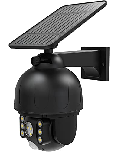 Guardian Torch Mark II - Security Lights Motion Outdoor Spotlight (1 Pack) Solar Powered Waterproof Outdoor Floodlight - 120° Infrared Motion Sensor - 11 Powerful LEDs with 3 Different Modes