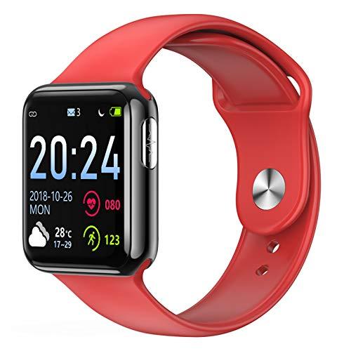 SINJES Smart-Armband Aktivitätstracker mit Schlafüberwachung, IP67, wasserdicht, Fitness-Armband als Kalorienzähler, Schrittzähler