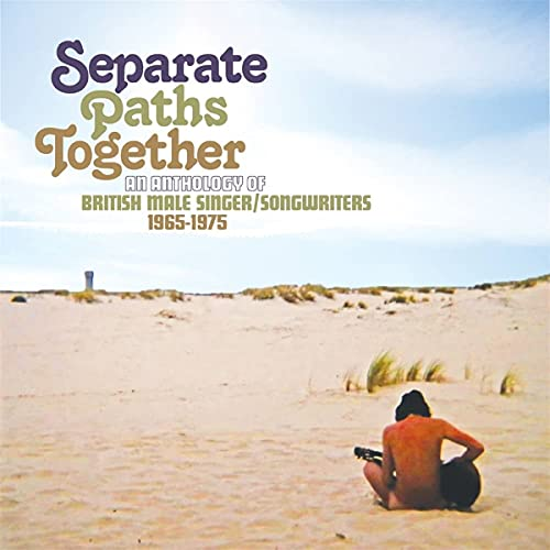 Various: Separate Paths Together ~ An Anthology of British (Audio CD)