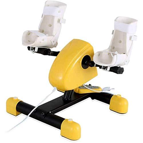 FFYN Ejercitador de Pedal eléctrico multifunción, Bicicleta estática para niños para Entrenamiento...