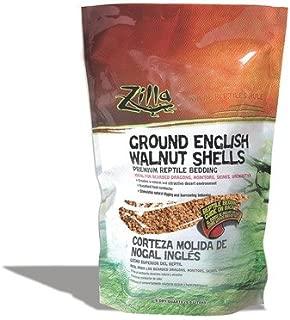Zilla Reptile English Walnut Shell Litter [Set of 2] Size: 5 Quarts