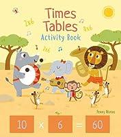 Times Tables Activity Book (Arcturus Maths Skills Workbooks)